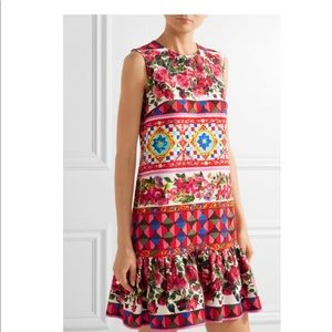 Dolce Gabbana mambo print dress
